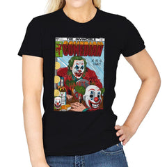 The Invincible Comedian - Womens - T-Shirts - RIPT Apparel