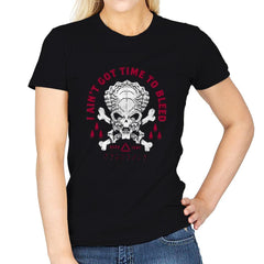 Time to Bleed - Womens - T-Shirts - RIPT Apparel