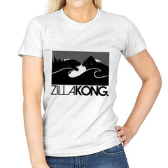 ZillaKong - Womens - T-Shirts - RIPT Apparel
