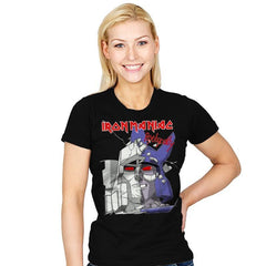Iron Maniac - Womens - T-Shirts - RIPT Apparel