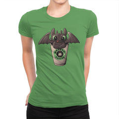 Dragon's Drip - Womens Premium - T-Shirts - RIPT Apparel