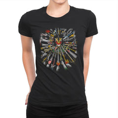 Lord Wick - Womens Premium - T-Shirts - RIPT Apparel