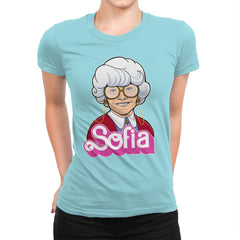Sofia - Womens Premium - T-Shirts - RIPT Apparel