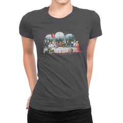 Terror Dinner - Womens Premium - T-Shirts - RIPT Apparel