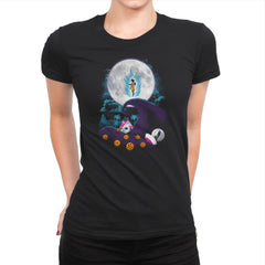 Z Nightmare - Womens Premium - T-Shirts - RIPT Apparel