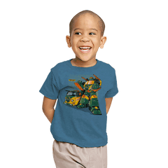 Turtlehide Exclusive - Youth - T-Shirts - RIPT Apparel