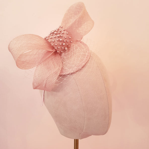 Coco Wedding Fascinator