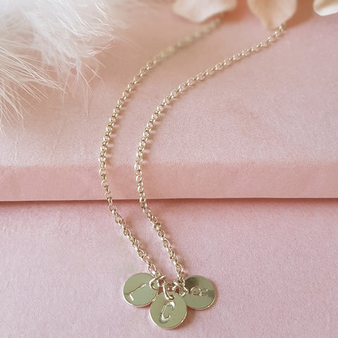 Especially For You Personalised Initial Necklace
