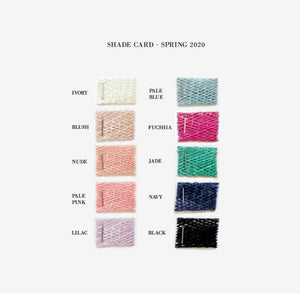 Colour Trends Spring 2020