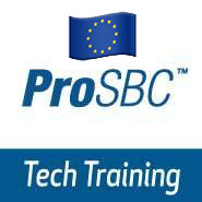 ProSBC training - April 6 and 7, 2020, European DST time - Online