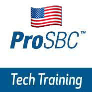 ProSBC training - April 20 and 21, 2020, Americas CDT time - Online