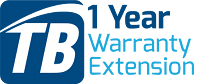 1 Year Warranty Extension - Most Tmedia Products