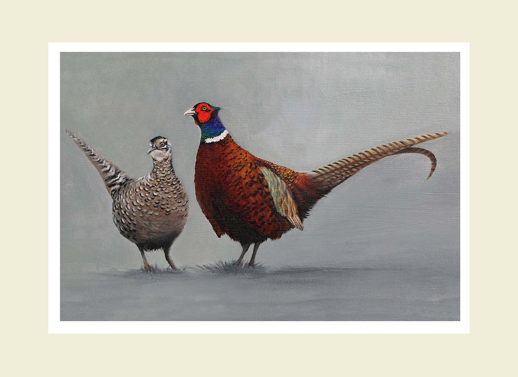 'Pheasants first date'