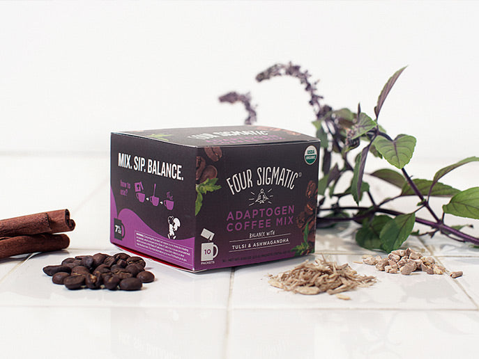 Balance with Adaptogen Coffee
