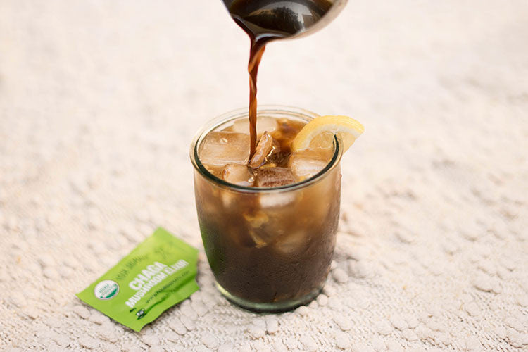 chaga lemonade four sigmatic
