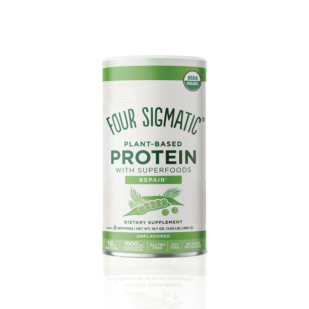 Plant-Based Protein Unflavored Can Main image