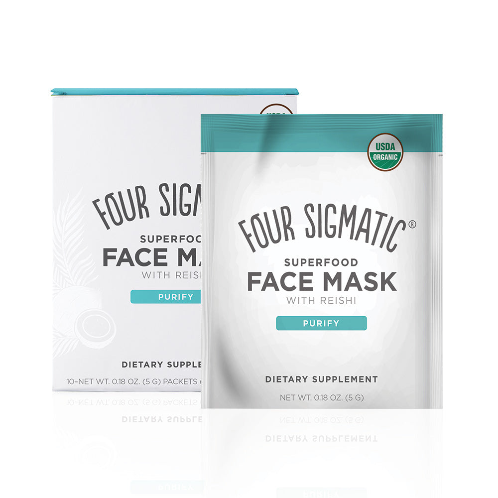Superfood Face Mask Main image