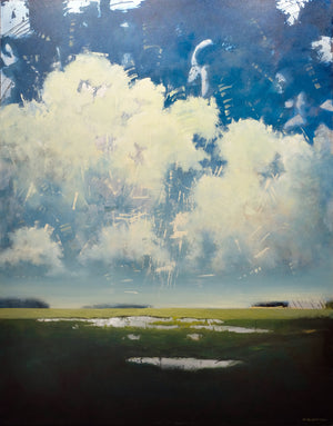 Active Skies 60x48 SOLD