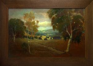 California Hillside 42x66 - SOLD
