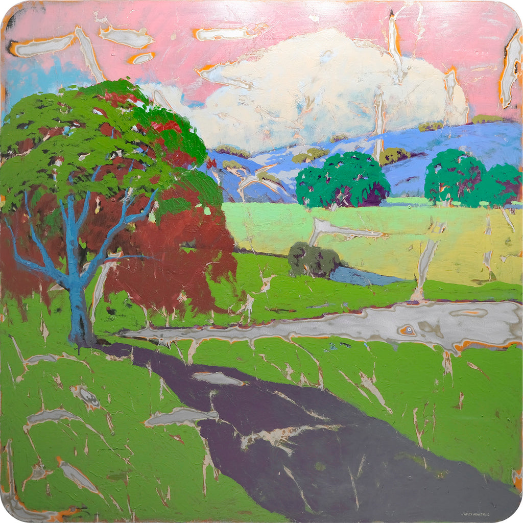 Oak Field-II 48x48