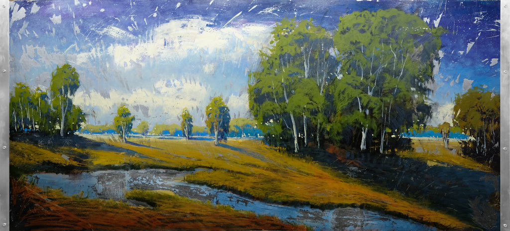 Summer Field Ponds 36x80