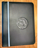 Pleather Padfolio with New FDC Logo