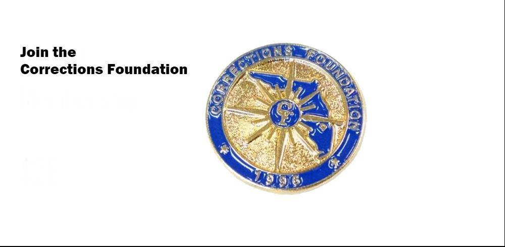 Corrections Foundation Membership