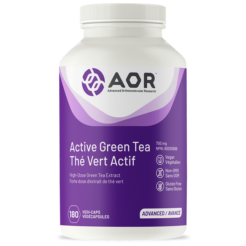 AOR-Active Green Tea (90 caps)