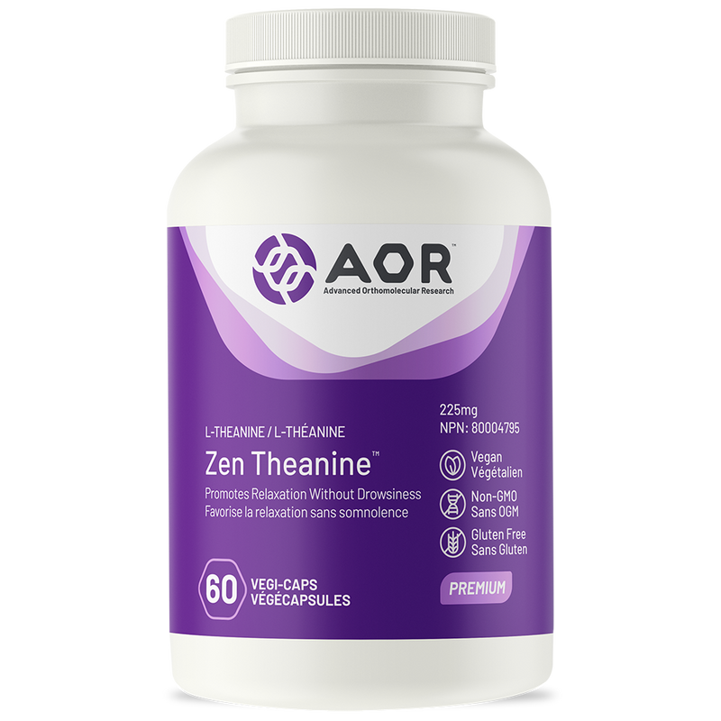 AOR-Zen Theanine (60 caps)