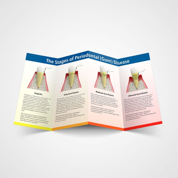 Periodontal Disease Brochures