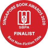 Singapore Book Awards 2020 - finalist badge
