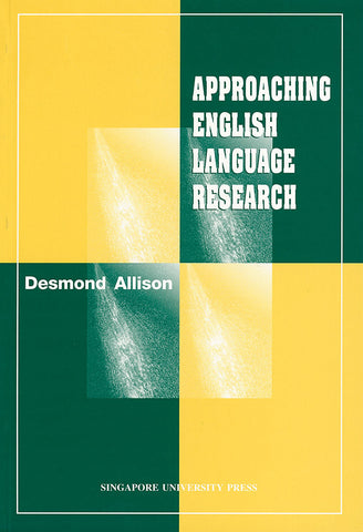Approaching English Language Research