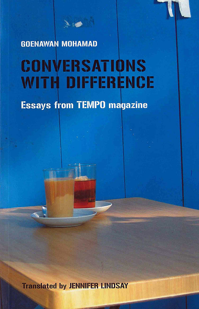Hasil gambar untuk Conversations with Difference: Essays from Tempo Magazine