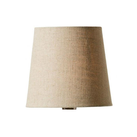 Vinke Natural Linen Lampshades