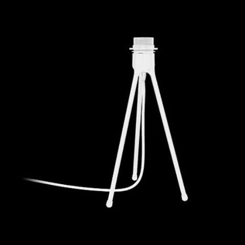 Vita Table Tripod, White Table Tripod, Lumison Lighting
