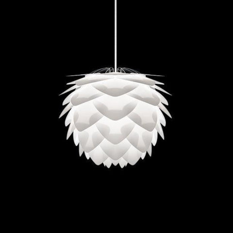 Silvia Mini White Pendant Light