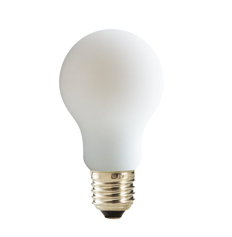 Dove Frosted LED Filament Light Bulb-Lumison Lighting Design
