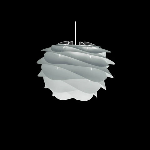 Carmina Mini Misty Grey Pendant Light