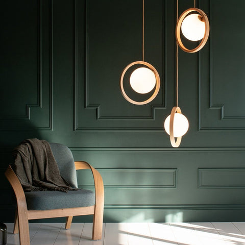 Loer Pendant Light