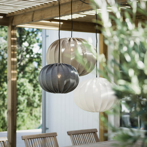 Hilma Exterior Pendant Light