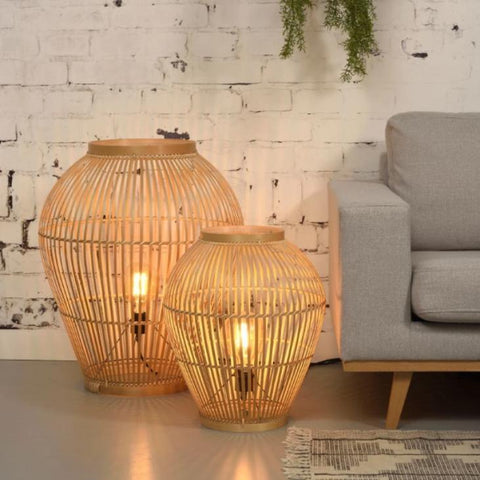 Tuvalu Floor Lamp-Good & Mojo-Lumison Lighting Design