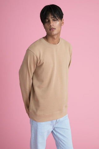 Smith Sweater, Beige