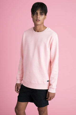 Smith Sweater, Pink