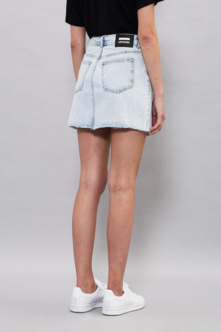 Dillon Denim Skirt