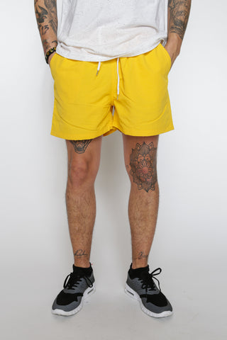 Song Shorts Yellow