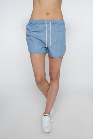 May Shorts Denim