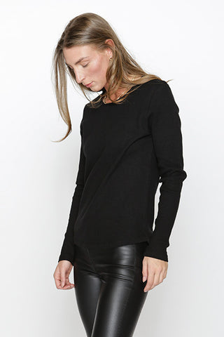 Barbara Longsleeve, Black