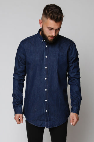 Birch Monsieur - Denim Shirt