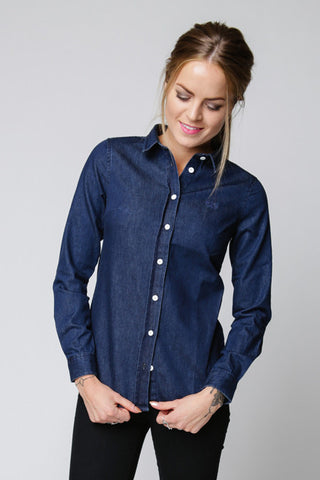 Birch Madame - Denim Shirt