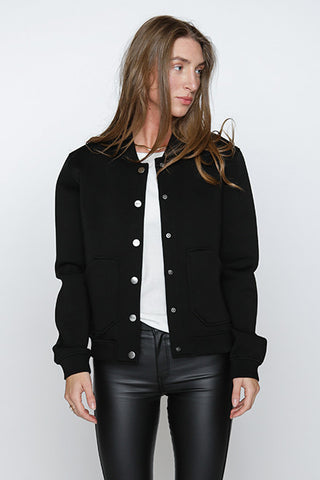 Jade Jacket Black